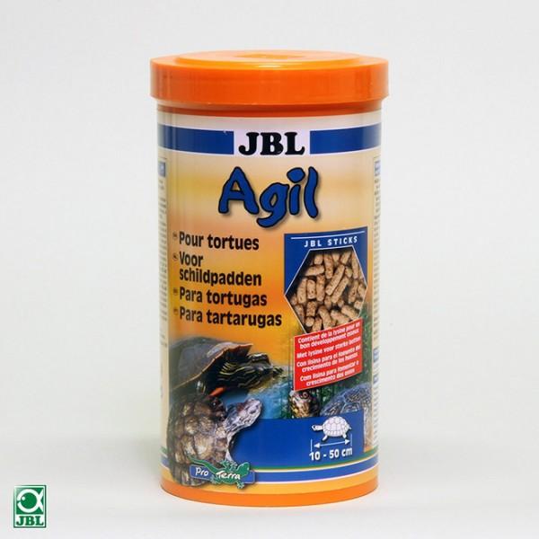 Alimento para tortugas Agil