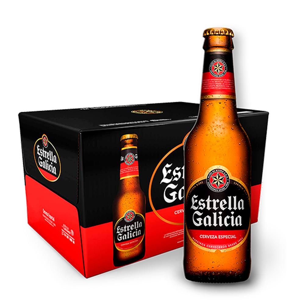 Estrella Galicia 33cl