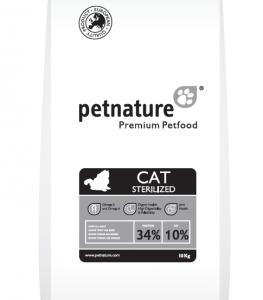 Cat Sterilized 10kg