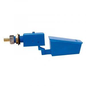 Válvula alta presión con racord